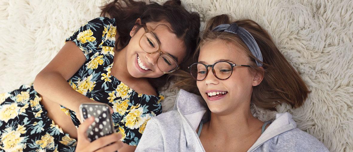 Gratis glasögon till barn och ungdomar – Synsam