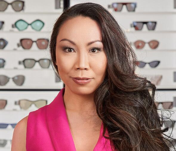 Wai Chan är Synsams designchef