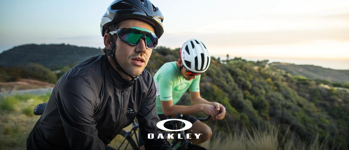 Oakley on laadukkaiden urheilulasien ja aurinkolasien markkinajohtaja.