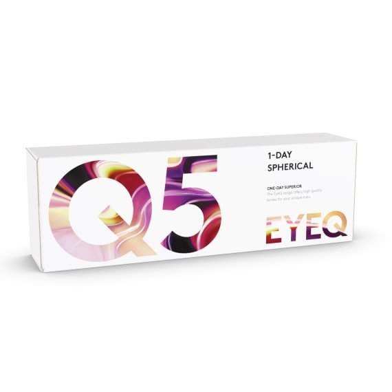 EyeQ One-Day Superior Q5 30 st/box