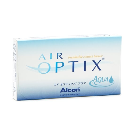 Air Optix Aqua 6 linser