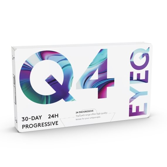 EyeQ 24 Progressive Q4 6 st/box