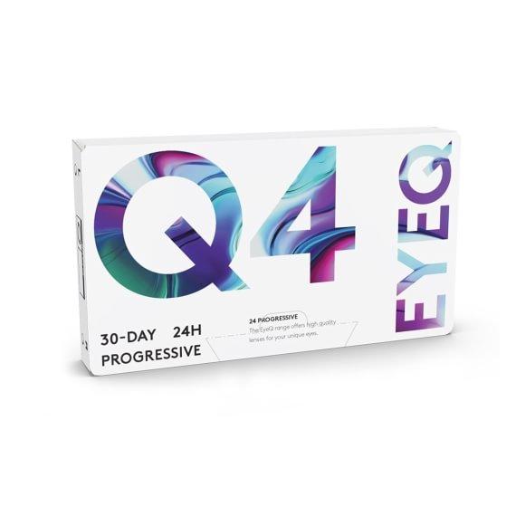 EyeQ 24 Progressive Q4 6 st/box