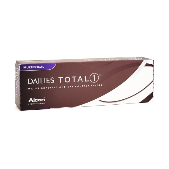 DAILIES Total 1 Multifocal 30 stk/pk