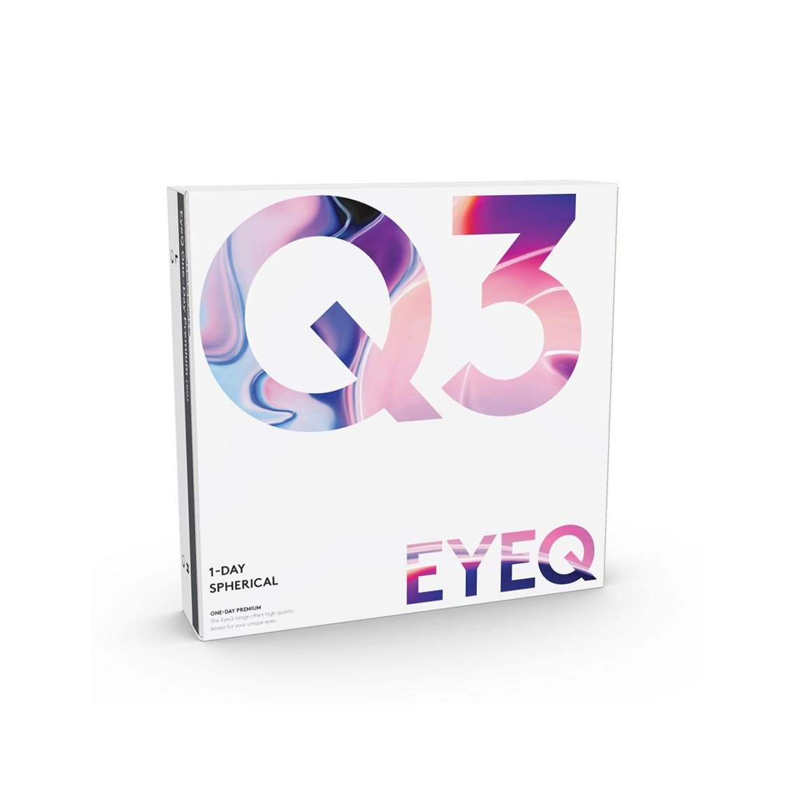 EyeQ One-Day Premium Q3 90 stk/pakke