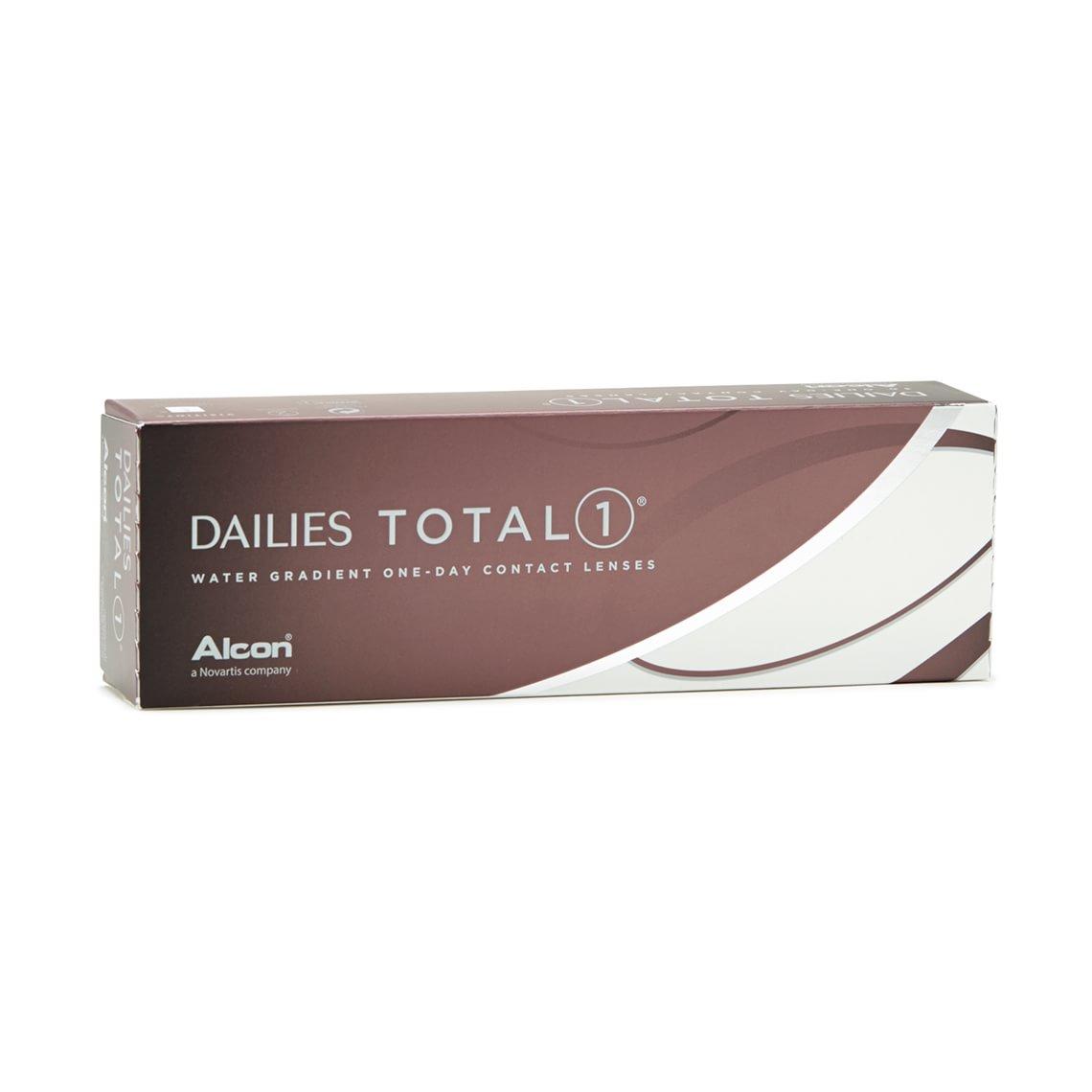 DAILIES Total 1 30/laatikko