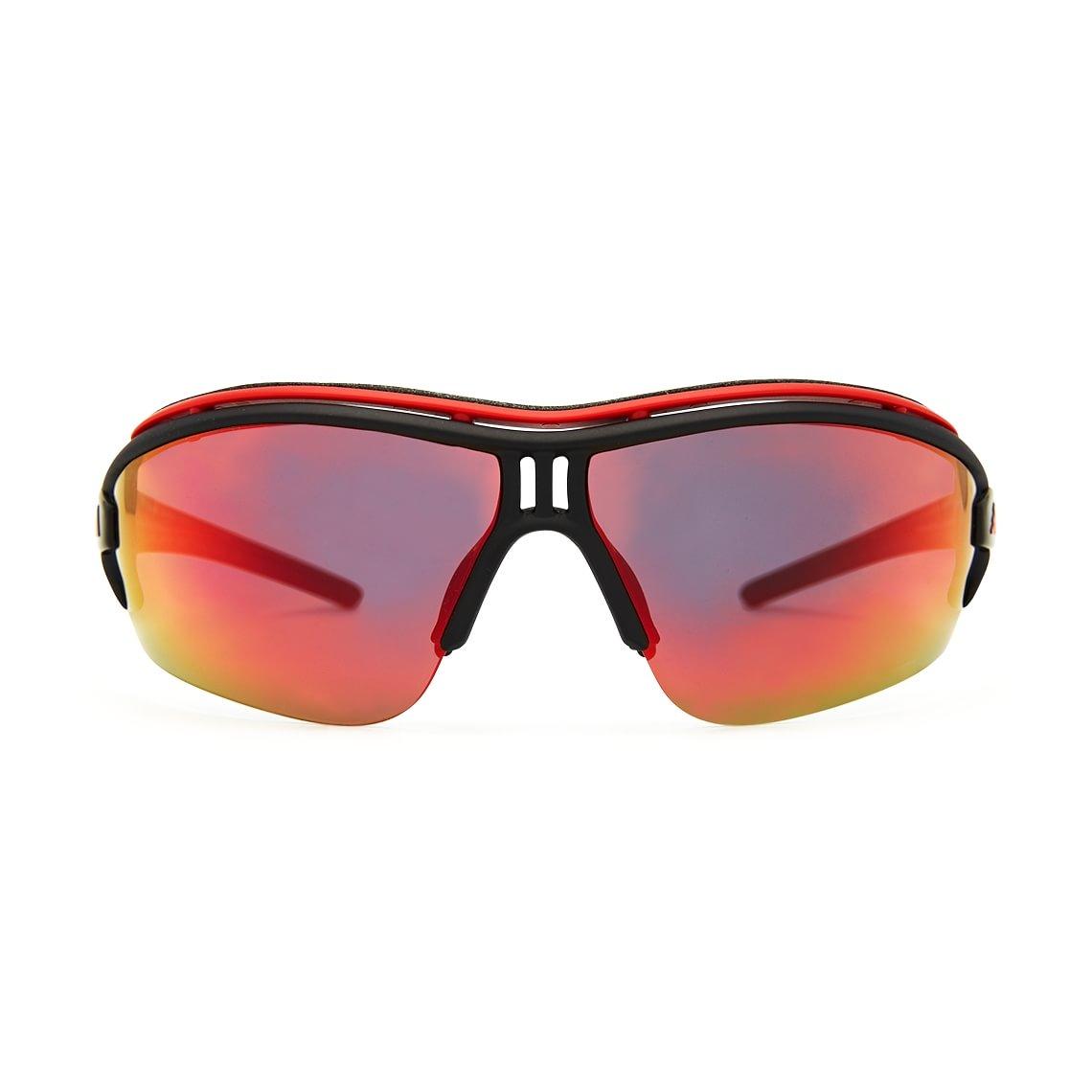 Adidas Evil Eye Halfrim Pro Large Red Mirror A181 00 6088