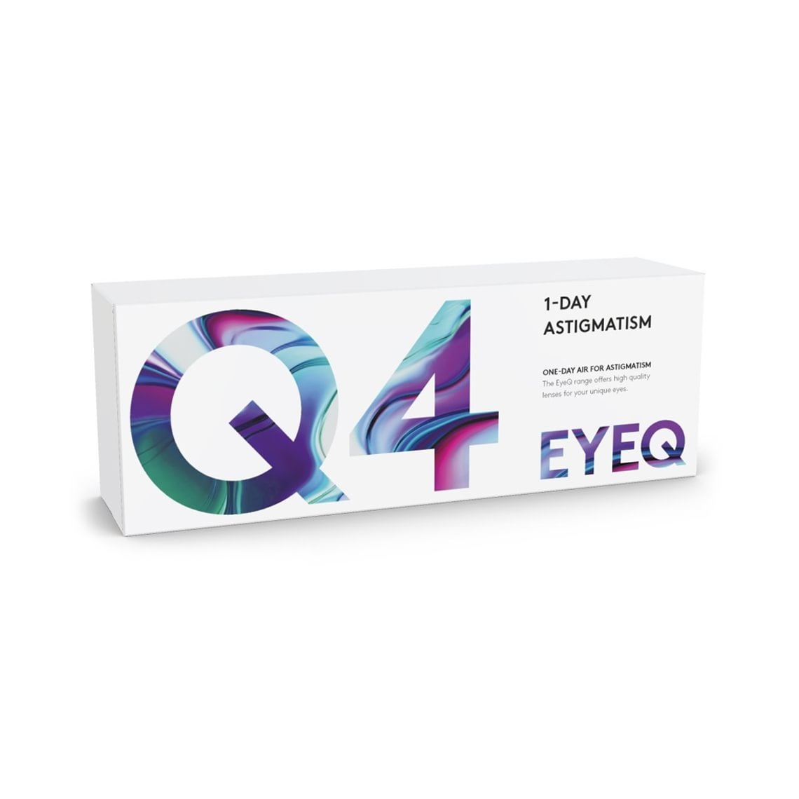 EyeQ One-Day Air For Astigmatism Q4 30 st/box