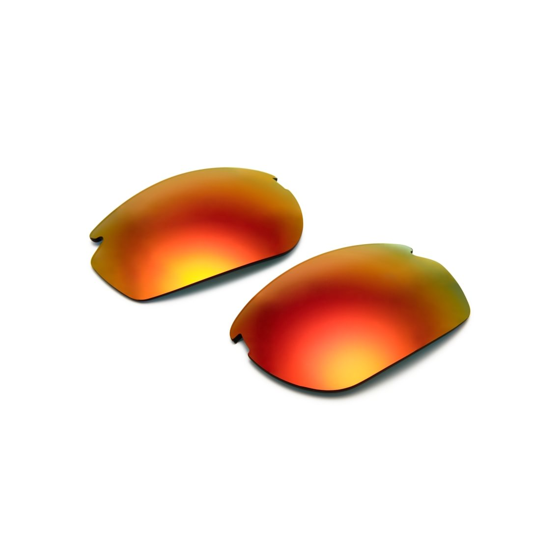 RIGEL Hero Spare Lenses Red Orange Mirror