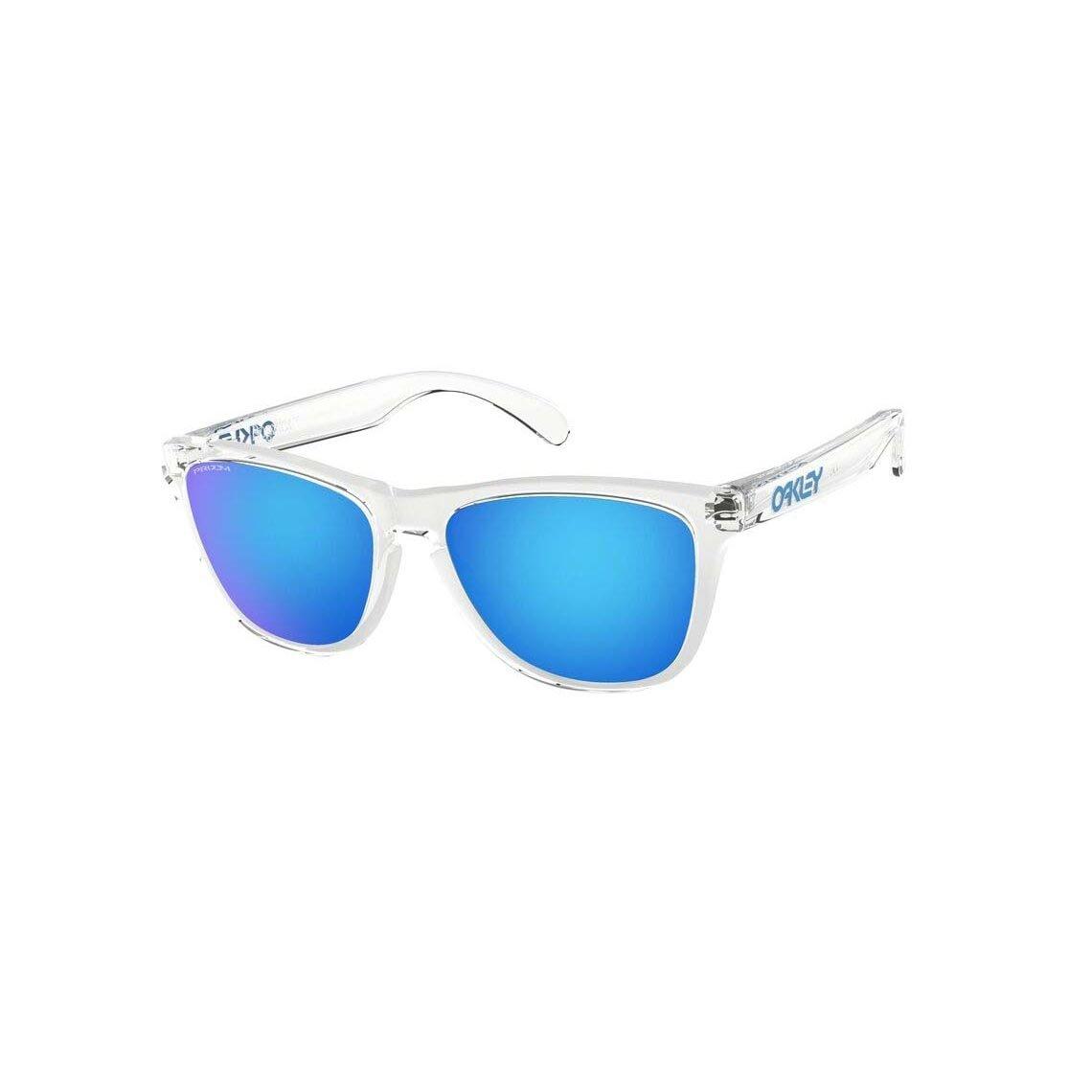 Oakley Frogskins  Prizm Sapphire  OO9013-D055