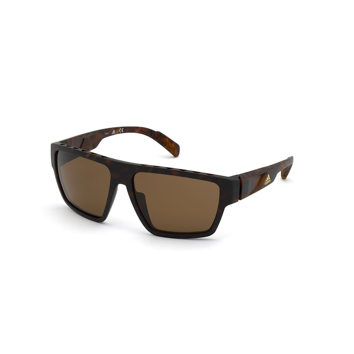 Adidas Sport Brown Polarized SP0008 52H 6115