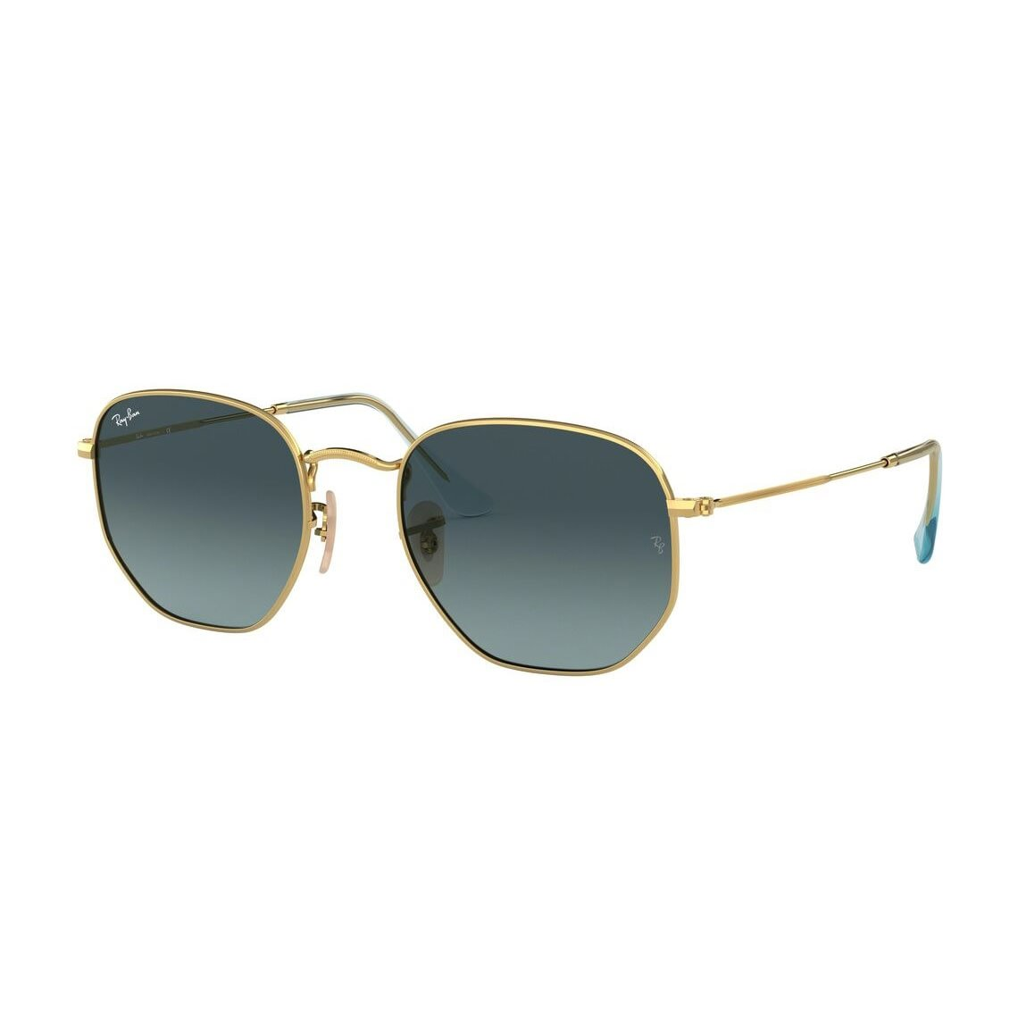 Ray-Ban Hexagonal Flat Lenses RB3548N 91233M 5421