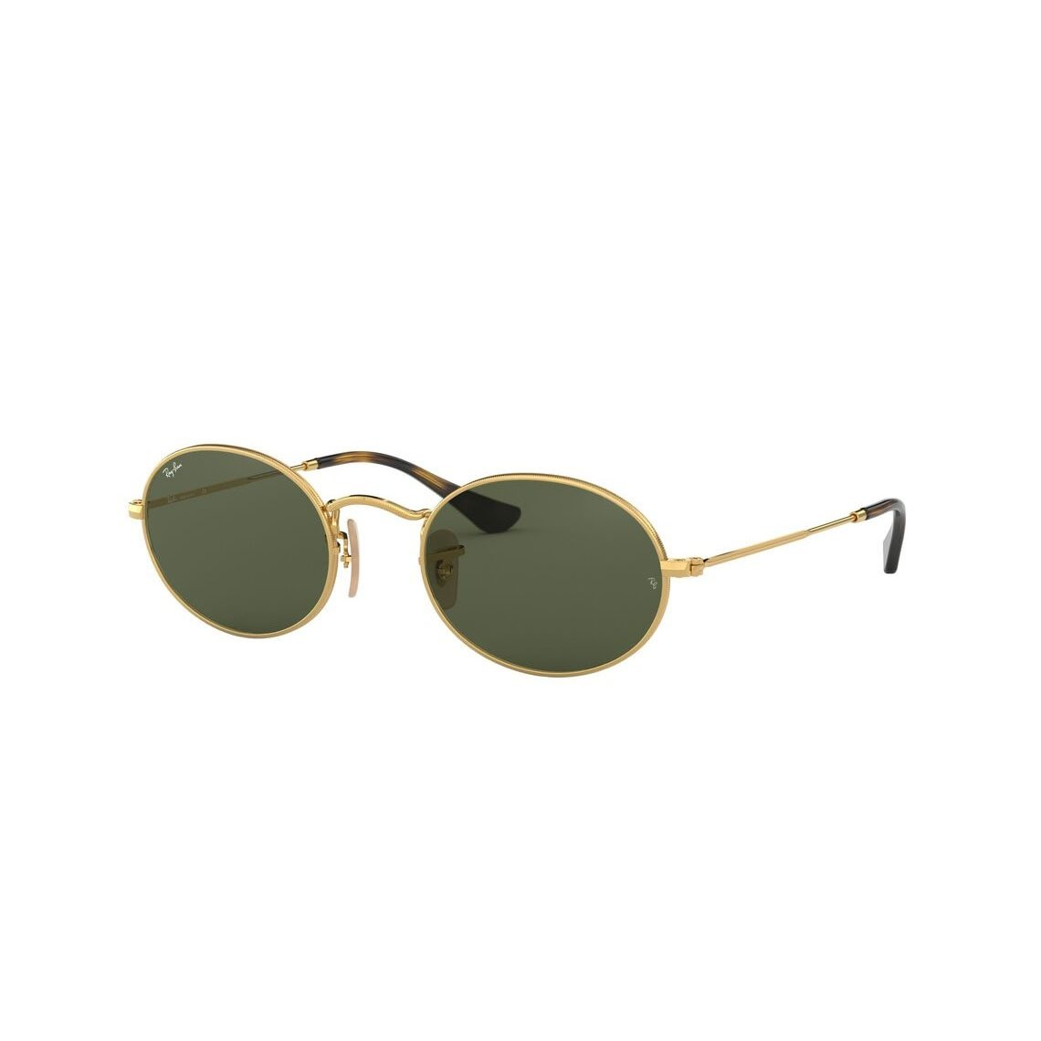 Ray-Ban Oval flat lenses RB3547N 001 51