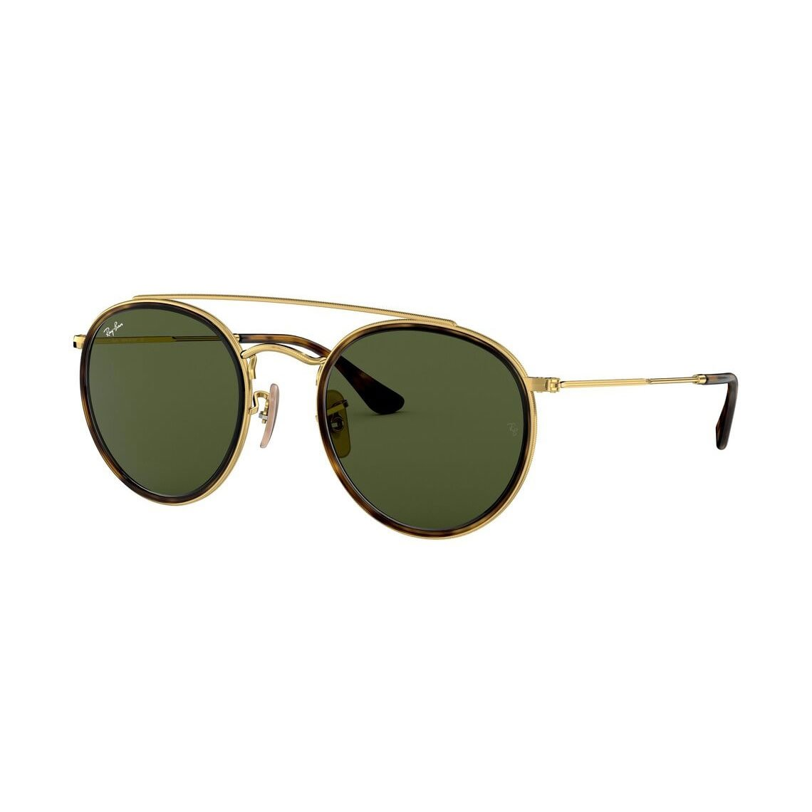 Ray-Ban Round Double Bridge RB3647N 001 51