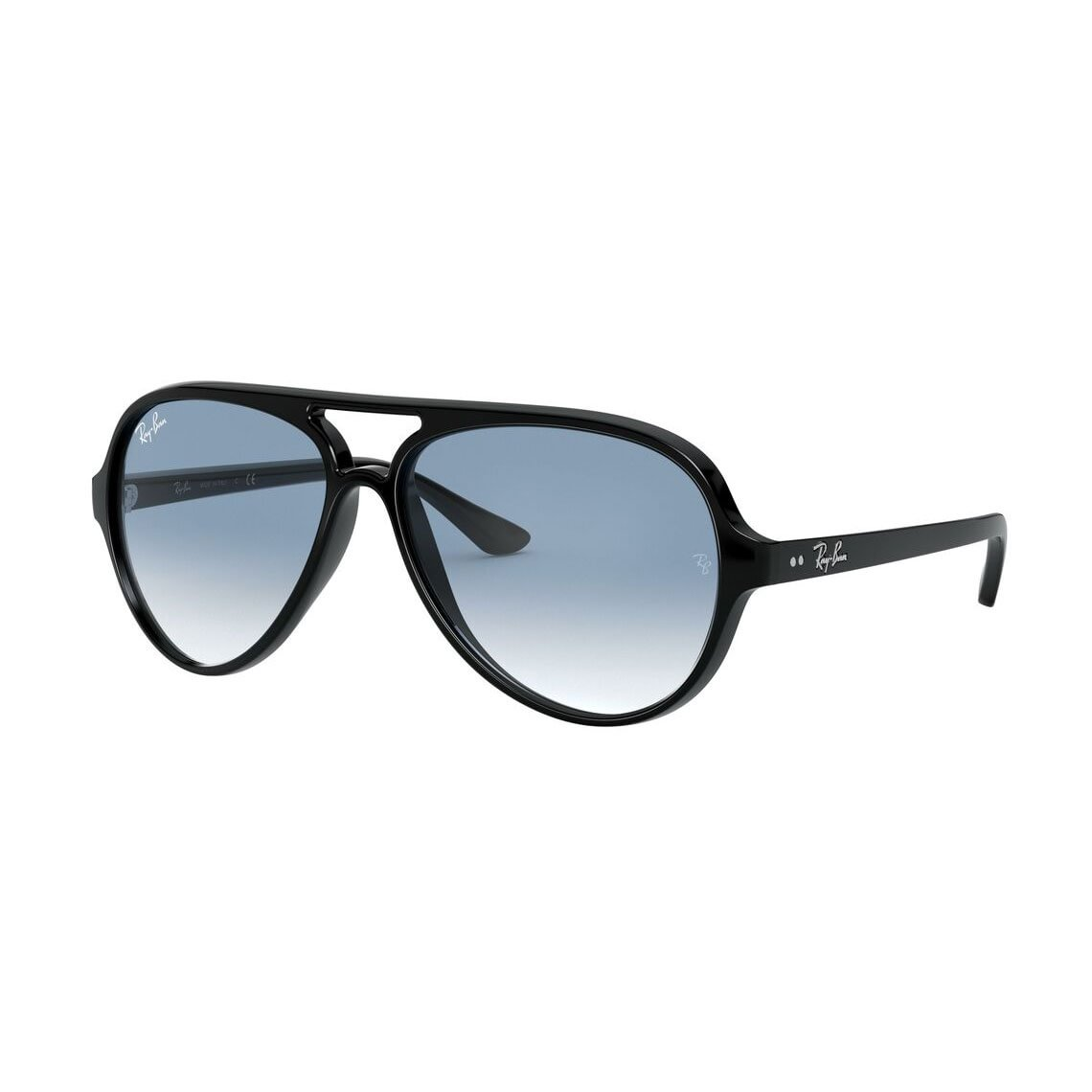 Ray-Ban Cats 5000 classic RB4125 601/3F 59