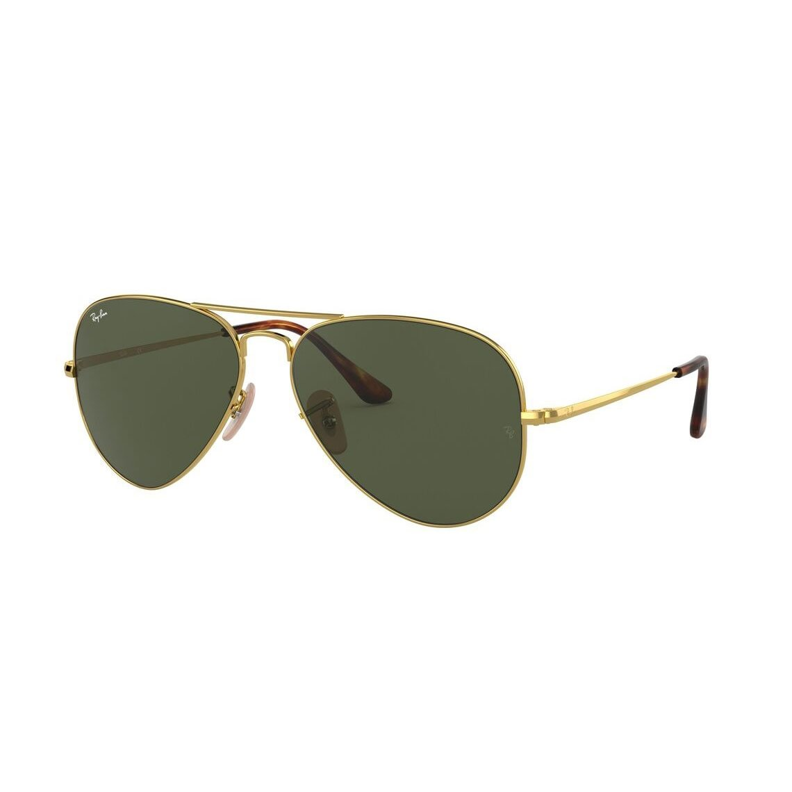 Ray-Ban Aviator Metal II RB3689 Washed Evolve 914731 5514