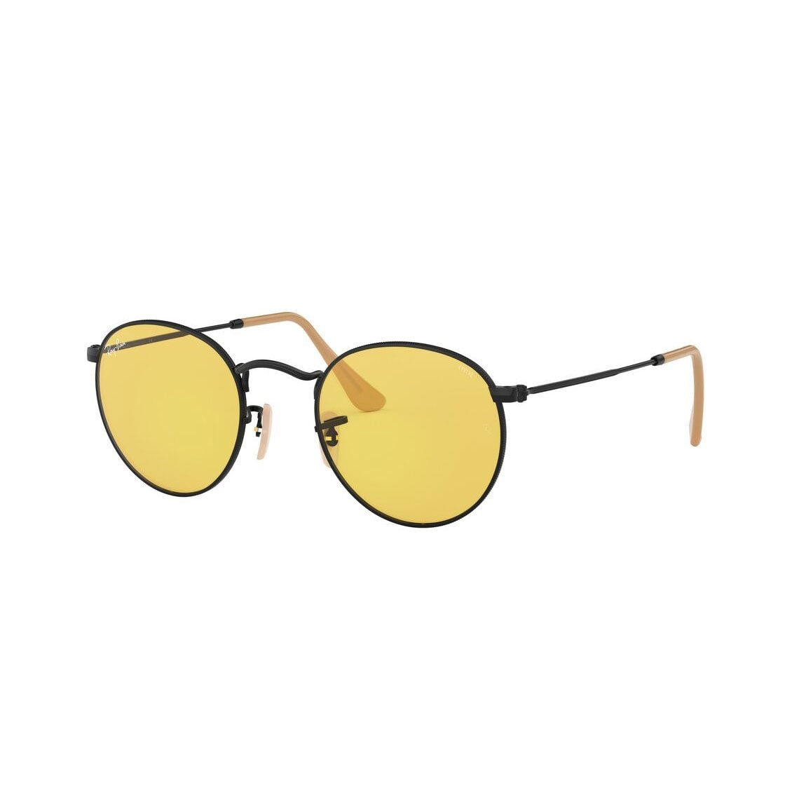 Ray-Ban Round metal RB3447 90664A 53