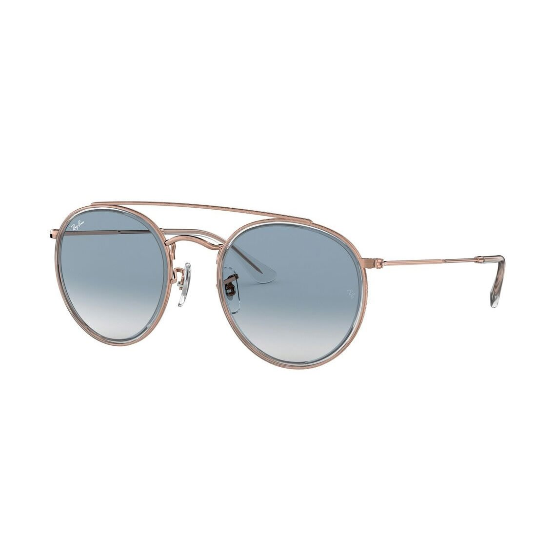 Ray-Ban Round Double Bridge RB3647N 90683F 51