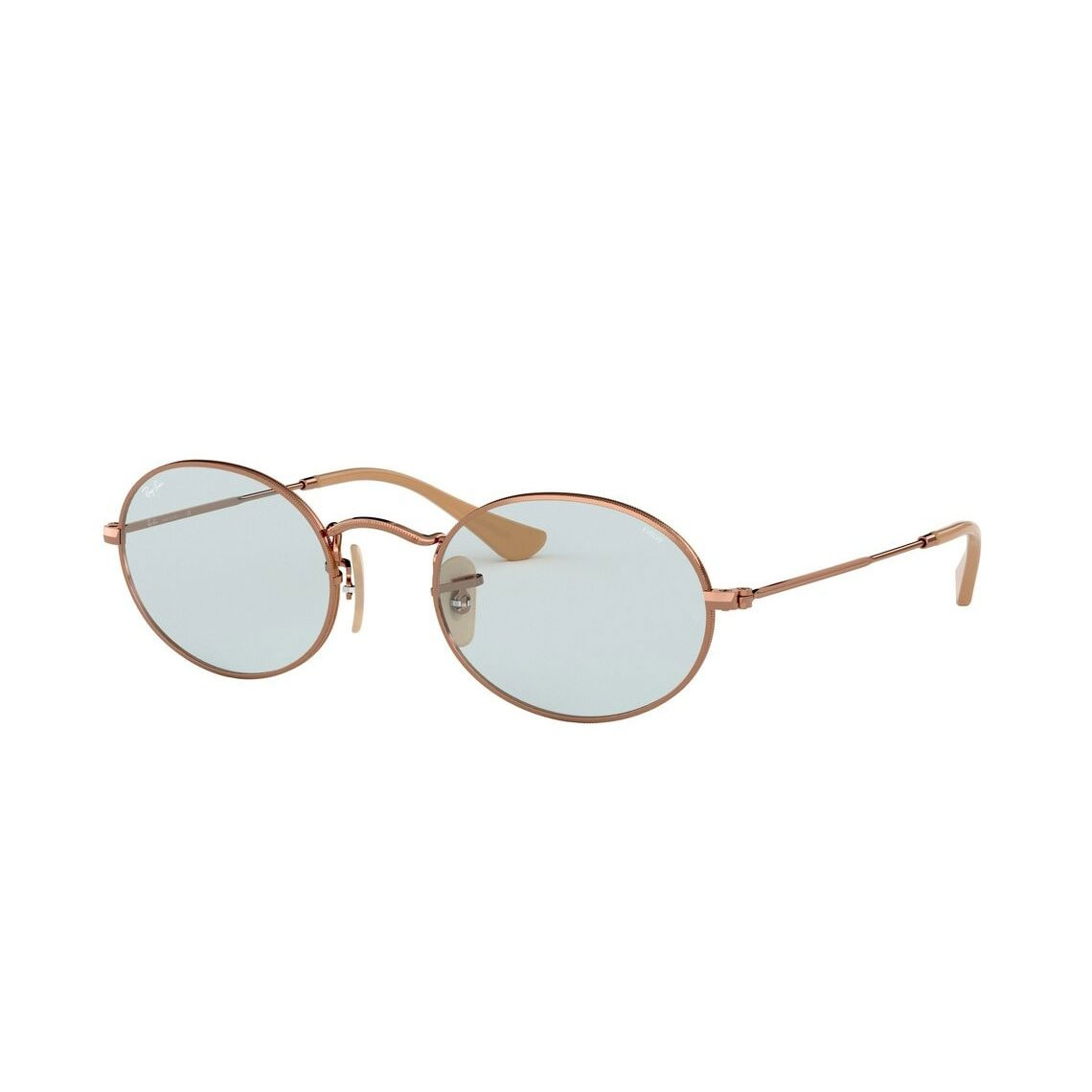 Ray-Ban Oval Washed Evolve RB3547N 91310Y 5121