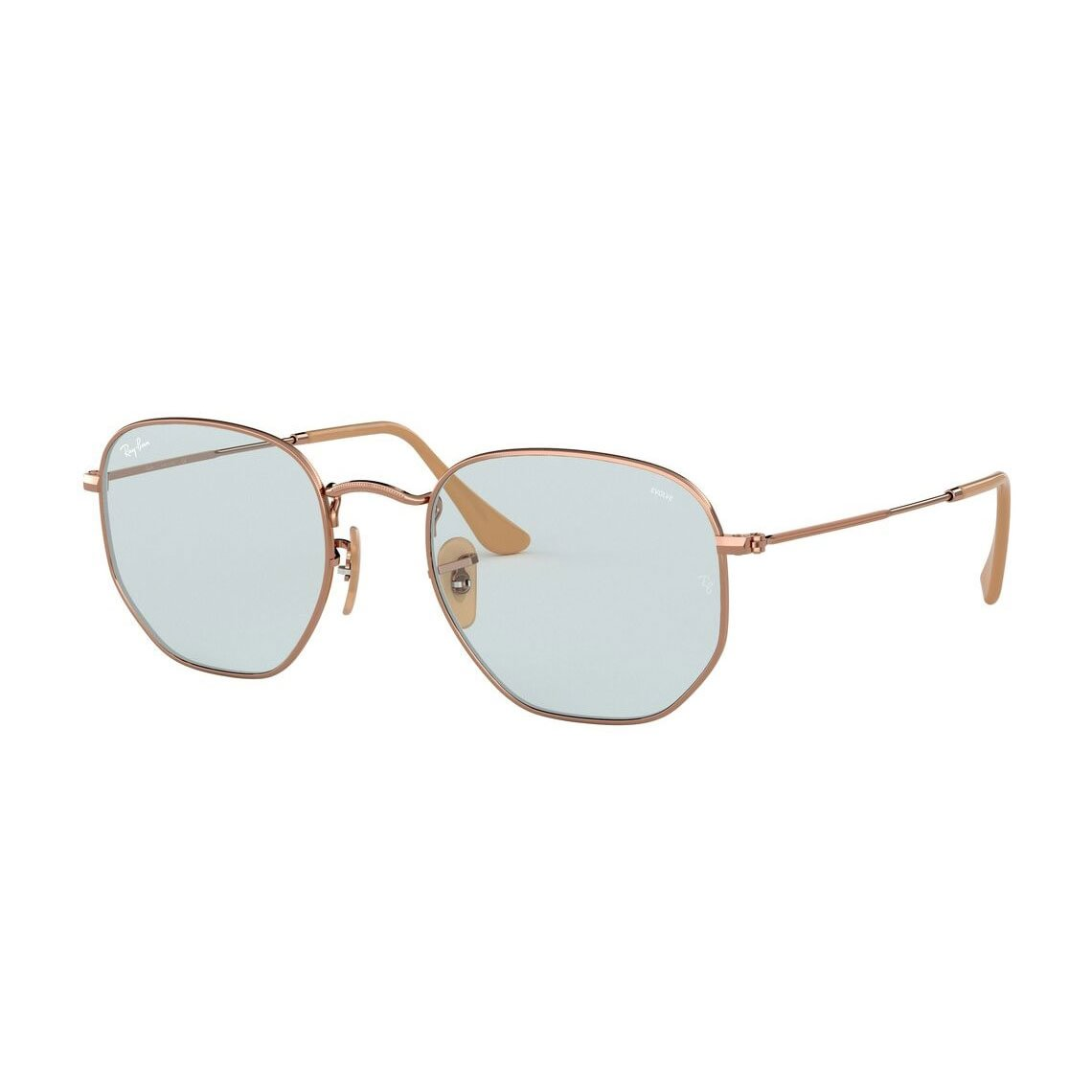 Ray-Ban Hexagonal Washed Evolve RB3548N 91310Y 5421