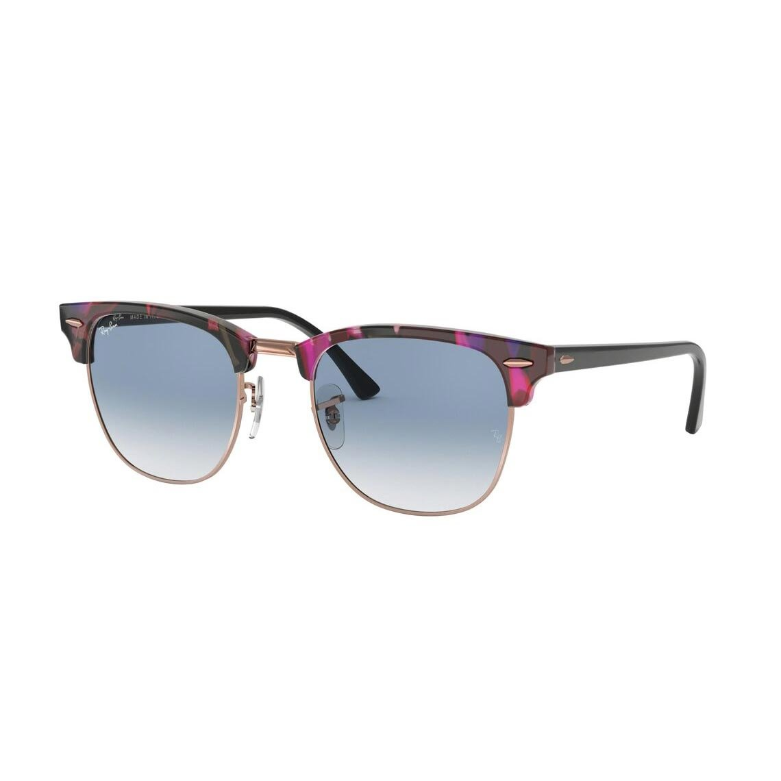 Ray-Ban Clubmaster Fleck  RB3016 12573F 5121