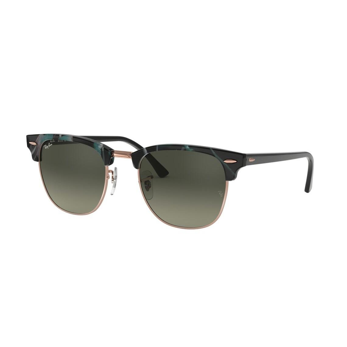 Ray-Ban Clubmaster Fleck  RB3016 125571 5121