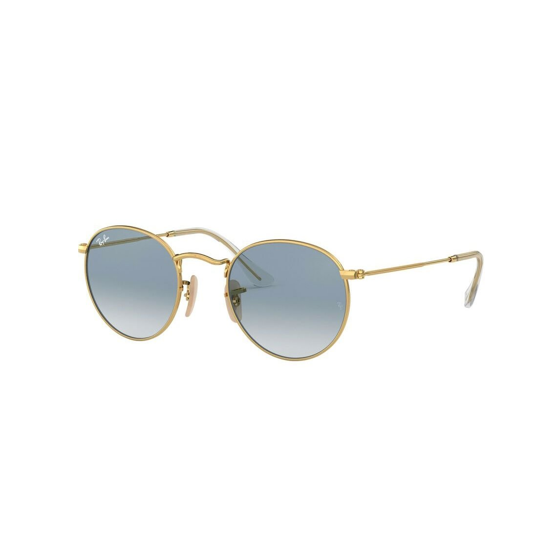 Ray-Ban Round flat lenses RB3447N 001/3F 53