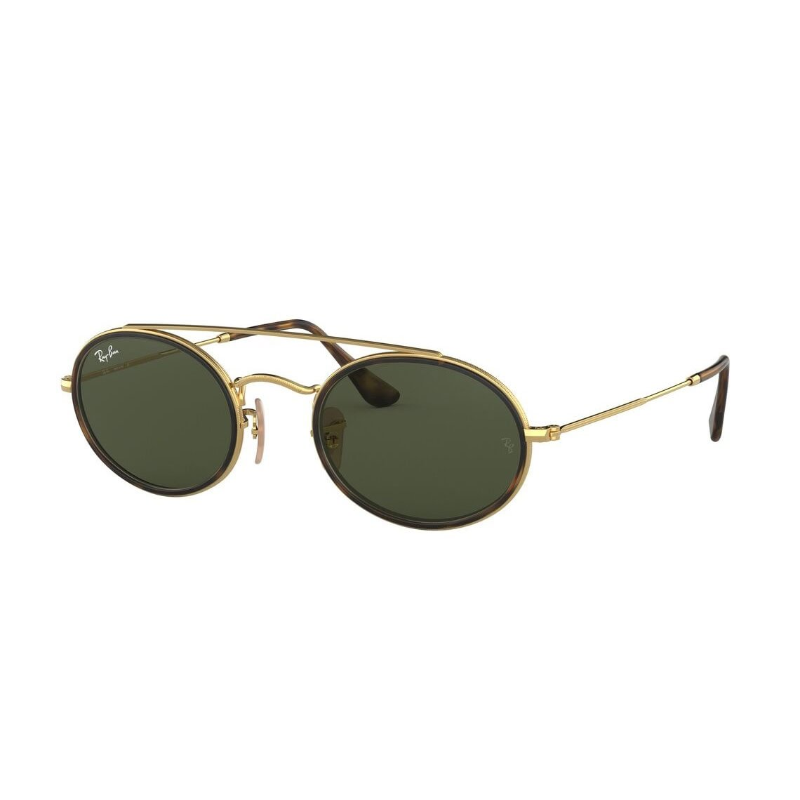 Ray-Ban Oval Double Bridge RB3847N 912131 5223
