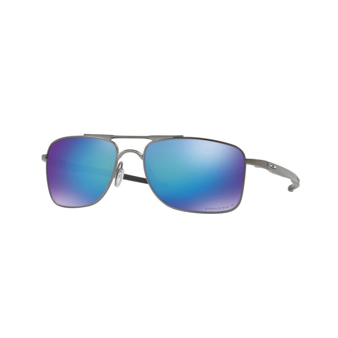 Oakley Gauge 8 Prizm Sapphire Polarized OO4124-0662