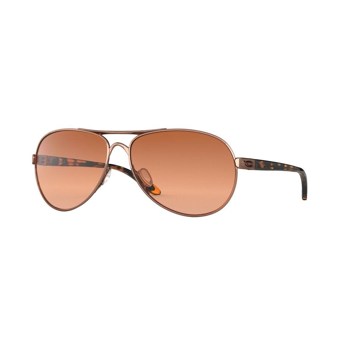 Oakley Feedback Vr50 Brown Gradient OO4079-01