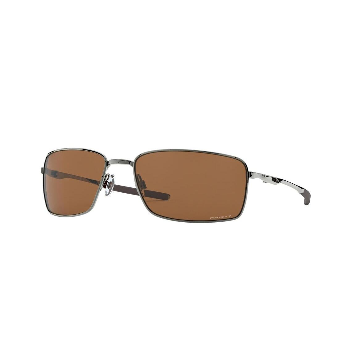 Oakley Square Wire Prizm Tungsten Polarized OO4075-1460
