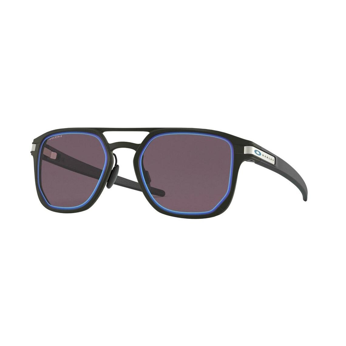 Oakley Latch Alpha Prizm Grey OO4128-0653