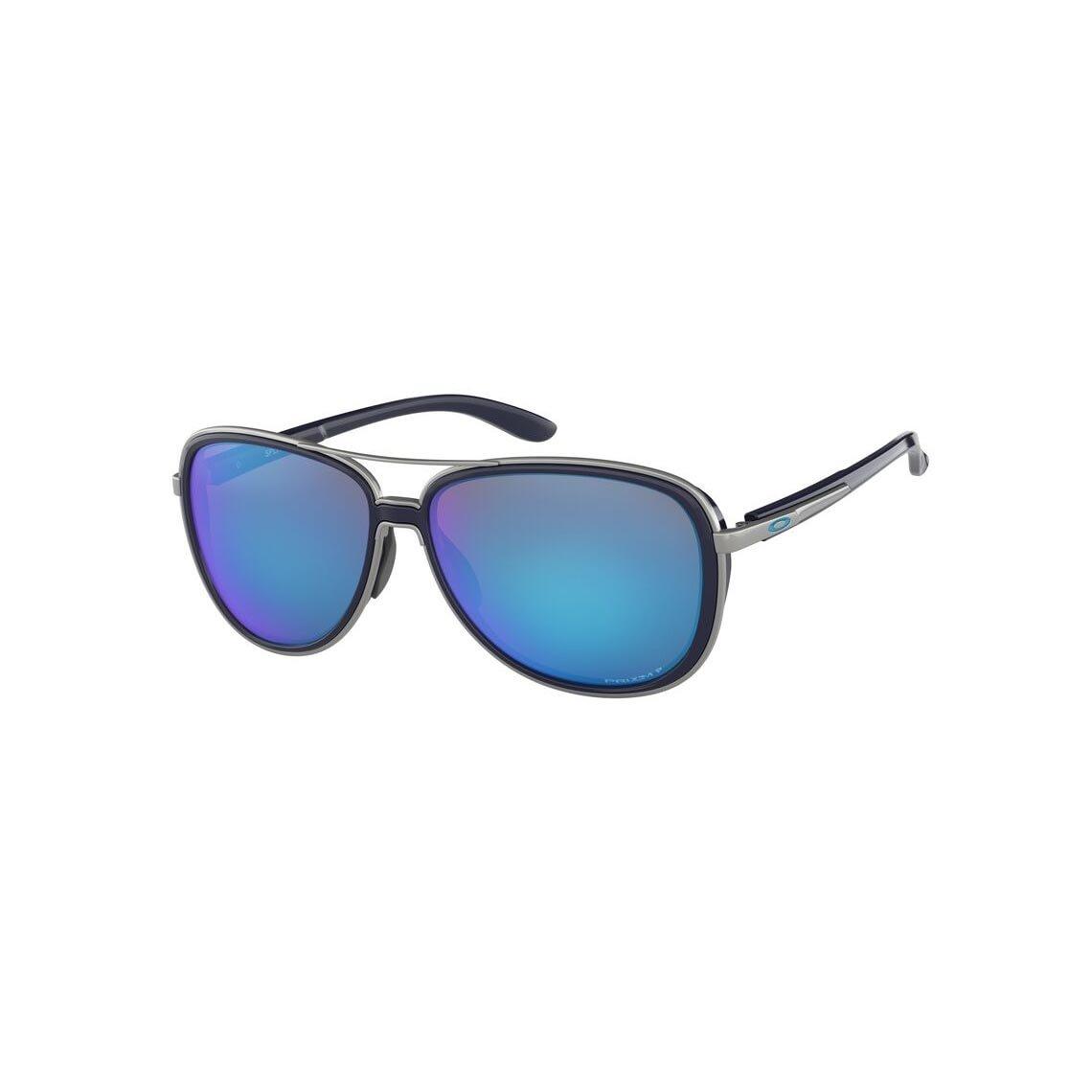 Oakley Split Time Prizm Sapphire Polarized OO4129-0758