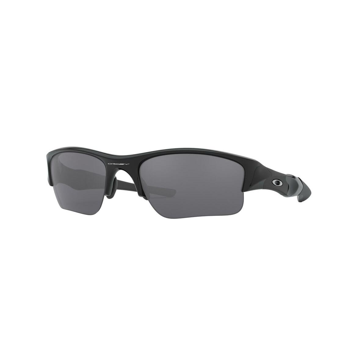 Oakley Flak Jacket XLJ  Black Iridium OO9009-03-915