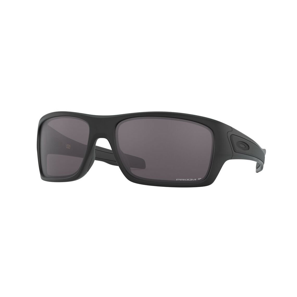 Oakley Turbine Prizm Grey Polarized OO9263-6263