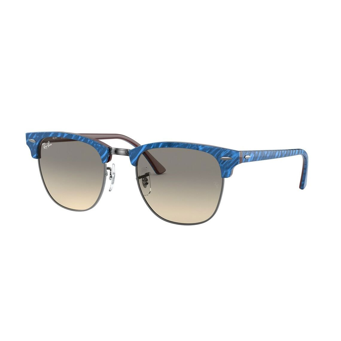 Ray-Ban Clubmaster Marble RB3016 131032 51