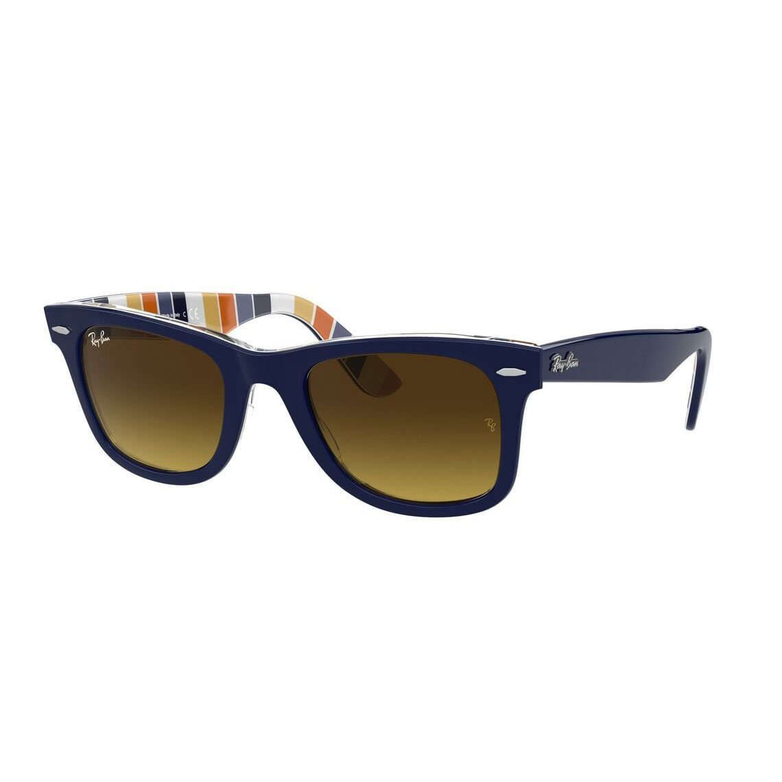 Ray-Ban New Wayfarer Color Mix RB2140 132085 5418