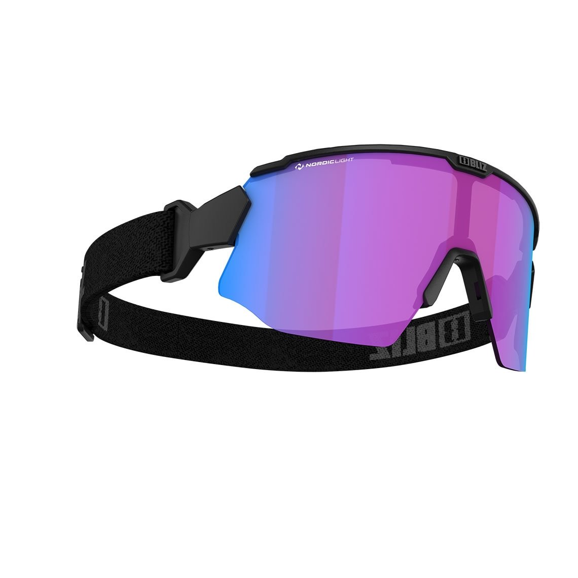 Bliz Violet w blue multi Breeze Nano Optics NordicLight