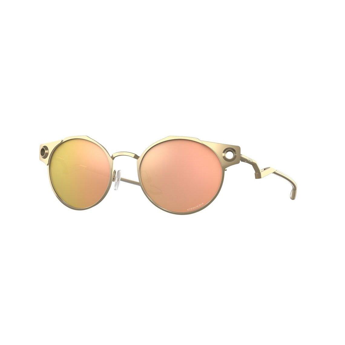 Oakley Deadbolt Prizm Rose Gold OO6046-0650